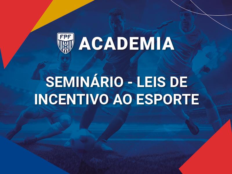 Ribeirão Preto - Seminário Leis de Incentivo ao Esporte